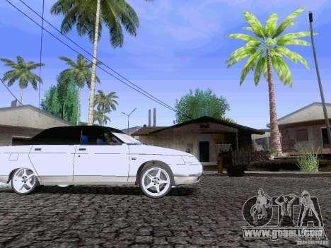 LADA 21103 Maxi for GTA San Andreas back view