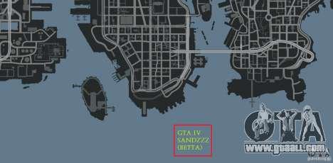 GTA IV sandzzz for GTA 4 eighth screenshot