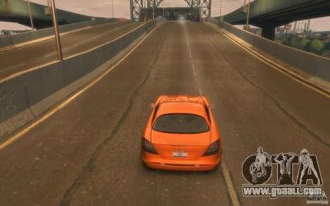 HD Roads for GTA 4 second screenshot