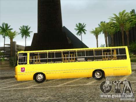 IKARUS 260 for GTA San Andreas side view