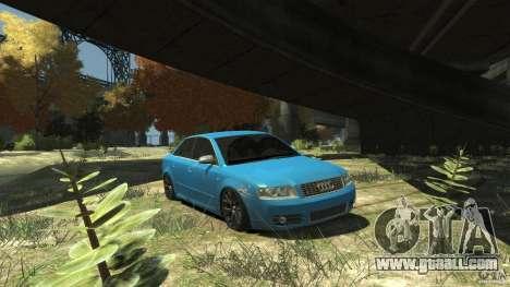 Audi S4 2000 for GTA 4