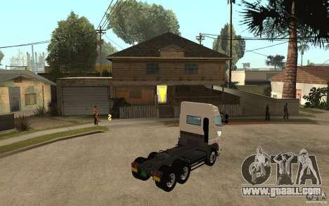 Hino 700 Series for GTA San Andreas right view