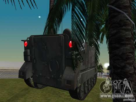 Bottom Feeder for GTA San Andreas right view
