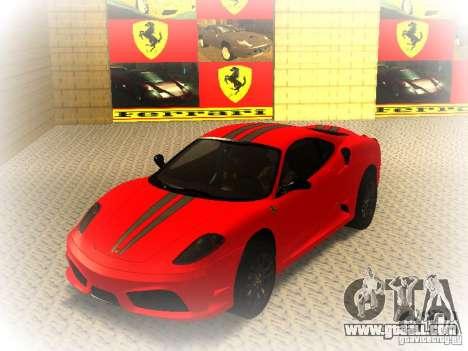 Ferrari 430 Scuderia TT Black Revel for GTA San Andreas