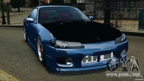 Nissan Silvia S15 JDM for GTA 4