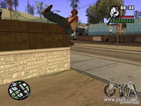 ACRO Style mod by ACID for GTA San Andreas ninth screenshot