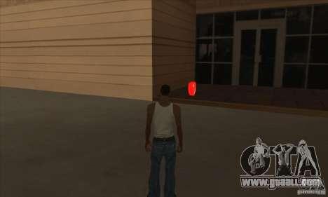 First aid kit 1.0 for GTA San Andreas forth screenshot