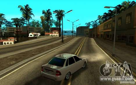 ENB SA: MP for mid-sized laptops for GTA San Andreas forth screenshot