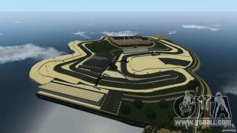 Laguna Seca [HD] Retexture for GTA 4 second screenshot