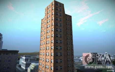 HD Skyscrapers for GTA San Andreas third screenshot