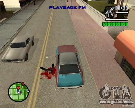 Change Hud Colors for GTA San Andreas seventh screenshot