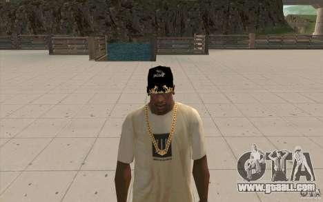 Cap jaguar for GTA San Andreas second screenshot