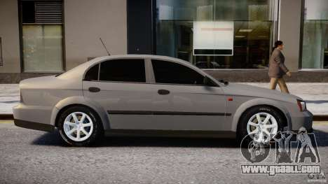 Chevrolet Evanda for GTA 4 bottom view