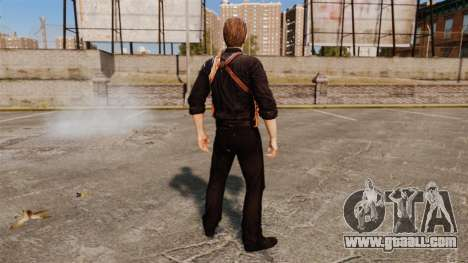 Ryan Reynolds (Nick Walker) for GTA 4 third screenshot