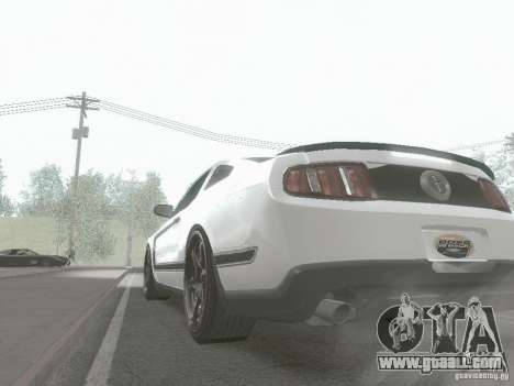 ENBSeries by Shake for GTA San Andreas second screenshot