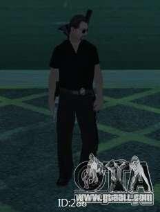 New skins SAPD for GTA San Andreas fifth screenshot