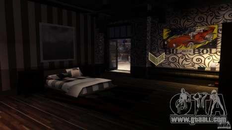 Playboy X New House Textures for GTA 4 third screenshot