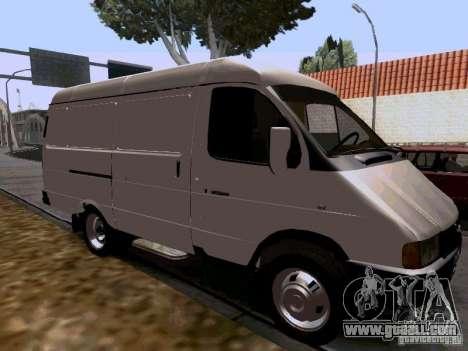 Gazelle 2705 1994 for GTA San Andreas