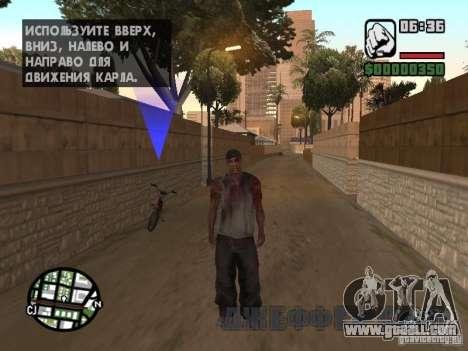 Markus young for GTA San Andreas forth screenshot