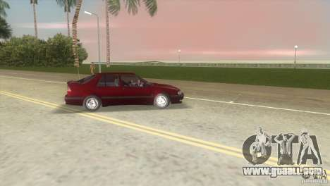 SAAB 9000 Anniversary v1.0 for GTA Vice City right view