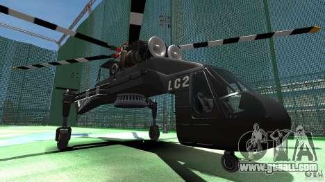 Liberty Sky-lift for GTA 4