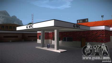 San Fierro Upgrade for GTA San Andreas