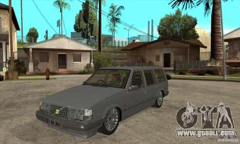 Volvo 945 Wentworth R for GTA San Andreas