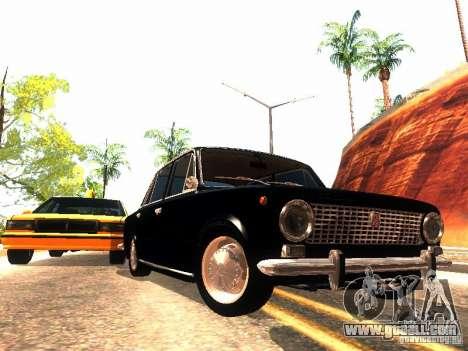 VAZ 2101 Drain for GTA San Andreas