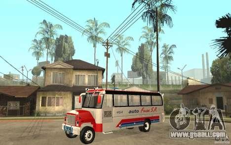Kodiak B70 - Autofusa Colombia for GTA San Andreas