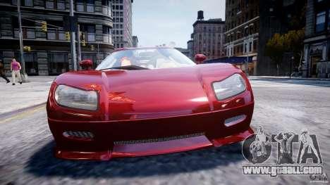 Koenigsegg CCRT for GTA 4 right view
