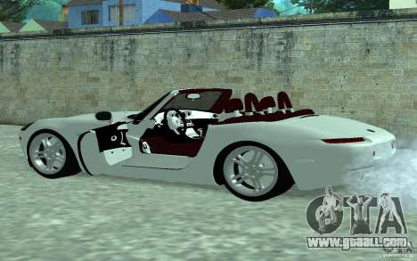 BMW Z8 for GTA San Andreas left view