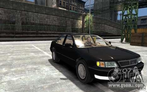Infiniti I30 A32 Kouki for GTA 4 side view