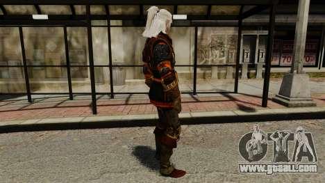Geralt of Rivia v2 for GTA 4 second screenshot