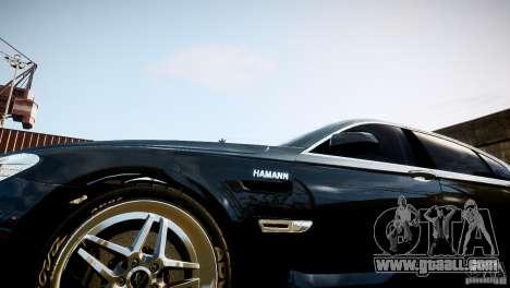 BMW 750Li (F02) Hamann 2010 v2.0 for GTA 4 left view