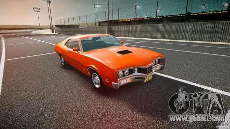 Mercury Cyclone Spoiler 1970 for GTA 4