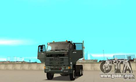 KAMAZ 65226 Tai v1.1 for GTA San Andreas