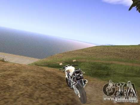 Yamaha V-Ixion for GTA San Andreas left view
