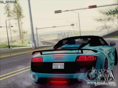 SA_Nvidia Beta for GTA San Andreas sixth screenshot