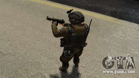 Phoenix Paratroopers for GTA 4 fifth screenshot