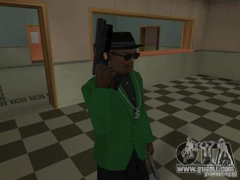 Colt 1911 for GTA San Andreas second screenshot