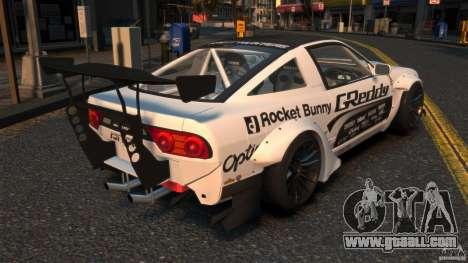 Nissan 380SX BenSopra RIV for GTA 4 back left view