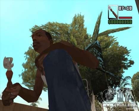 Opener for GTA San Andreas third screenshot