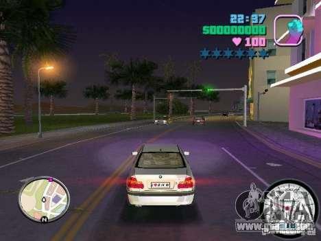 Speedometer for GTA Vice City second screenshot
