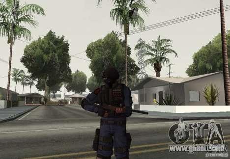 Rifle from GTA IV for GTA San Andreas second screenshot