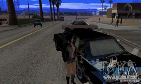 Absolute sparkle for GTA San Andreas third screenshot