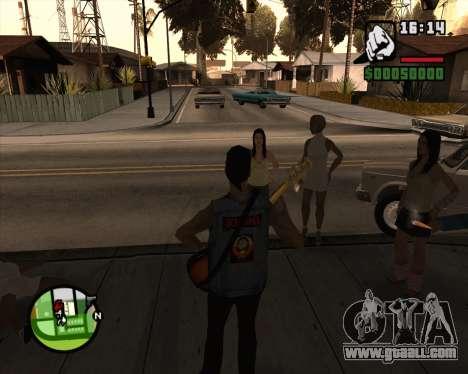 Tommy for GTA San Andreas third screenshot