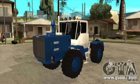 Tractor Cutting for GTA San Andreas