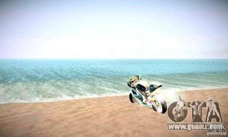 ENBSeries By _SilveR_ v2.0 for GTA San Andreas third screenshot