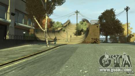 New Map Mod for GTA 4 forth screenshot