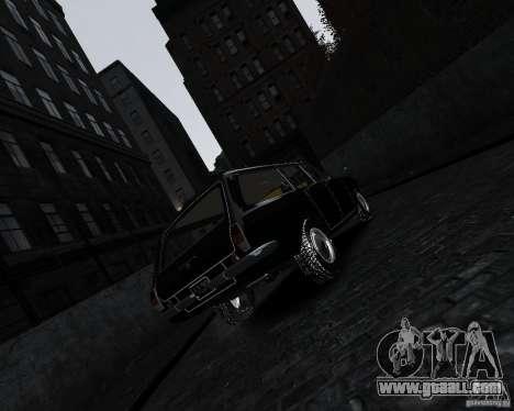 Gaz-24-02 for GTA 4 back left view